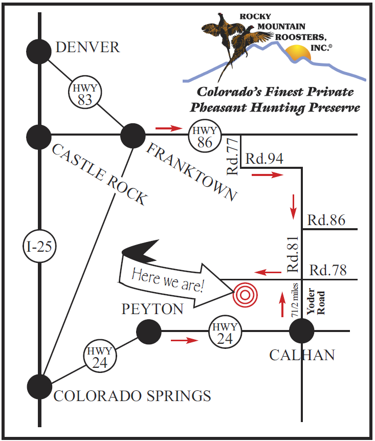 Location | Rocky Mountain Roosters
